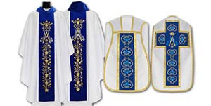 Marian Chasubles
