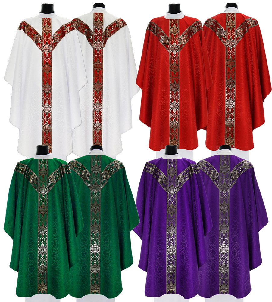 Set of Chasubles