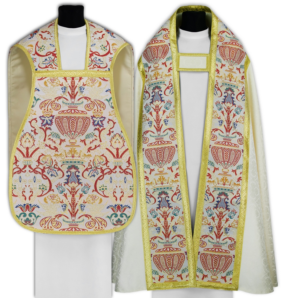 Set of Chasuble with Cope
